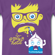 Design ~ AntiHeld Milk Boy Tee