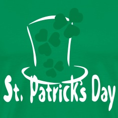 shamrock st.patrick's day  Men's  Classic T-shirt