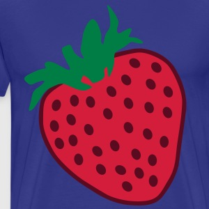 Strawberry T-Shirts - Men's Premium T-Shirt