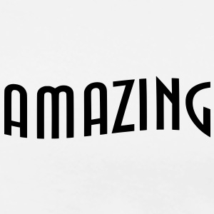 So What / Amazing - Männer Premium T-Shirt