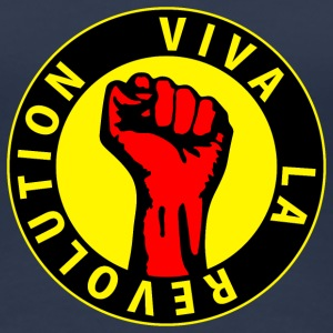 Digital - Viva la Revolution - Working Class Unity Against Capitalism T-shirts - Vrouwen Premium T-shirt