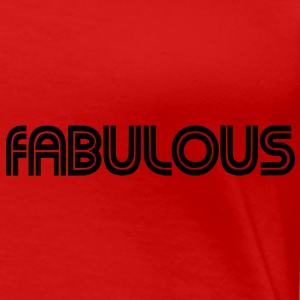 So What / Fabulous - Frauen Premium T-Shirt
