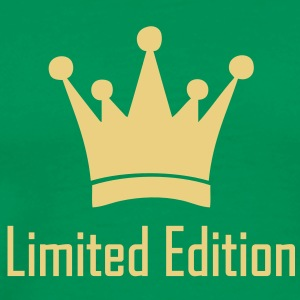 limited edition king T-Shirts - Männer Premium T-Shirt
