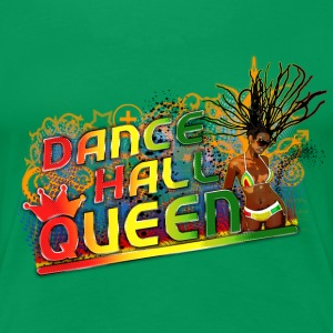dance hall queen T-Shirts - Women's Premium T-Shirt
