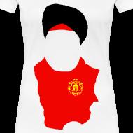 Design ~ The Fat Sikh - Women's t-shirt