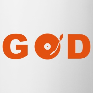 :: GOD is a DJ :-: - Mug