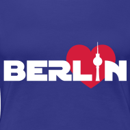 Motiv ~ Love Berlin (Girlie)