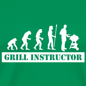 evolution grill instructor T-Shirts - Männer Premium T-Shirt