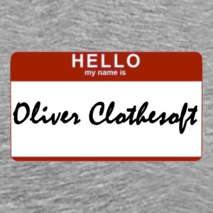 Oliver Clothesoft - Men's Premium T-Shirt