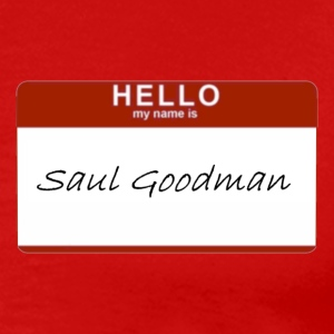 Saul Goodman  - Men's Premium T-Shirt