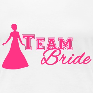 Team Bride T-skjorter - Premium T-skjorte for kvinner