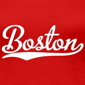 Boston T-Shirt - Frauen Premium T-Shirt