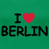 Motiv ~ I love Berlin T-Shirt (Girlie)