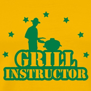 evolution_grill_instructor T-Shirts - Men's Premium T-Shirt