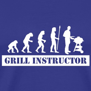 evolution_grill_instructor Tee shirts - T-shirt Premium Homme