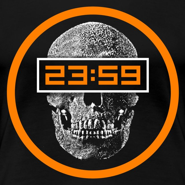 SKULL 23:59 | Std.girl.Shirt