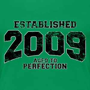 established 2009(uk) T-Shirts - Women's Premium T-Shirt
