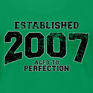 established 2007(sv) T-shirts - Premium-T-shirt dam