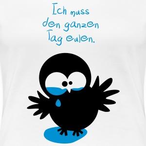 suchbegriff eulen spr che t shirts spreadshirt. Black Bedroom Furniture Sets. Home Design Ideas