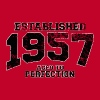 established 1957 - aged to perfection(fr) Tee shirts - T-shirt Premium Homme