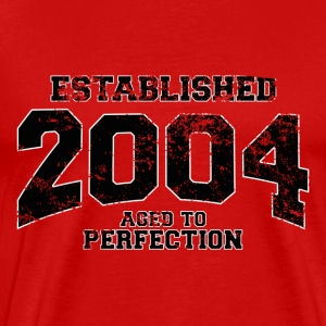 established 2004(sv) T-shirts - Premium-T-shirt herr