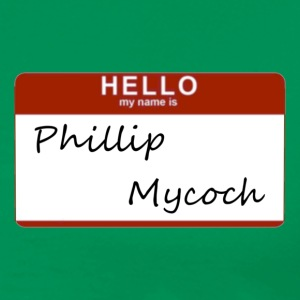 Phillip Mycoch - Men's Premium T-Shirt