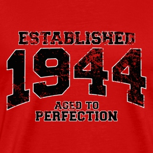 established 1944 - aged to perfection (fr) Tee shirts - T-shirt Premium Homme