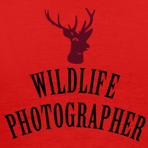 Wildlife Photographer (Deer, 2c) T-Shirts - Men's Premium T-Shirt