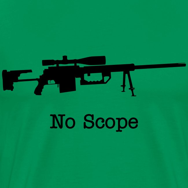 Gold Medal Tee : No Scope