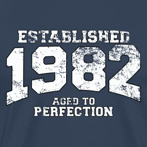 established 1982 - aged to perfection (fr) Tee shirts - T-shirt Premium Homme