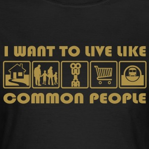 common people T-Shirts - Women's T-Shirt