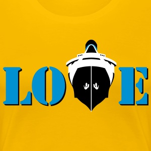 Love boat - Women's Premium T-Shirt