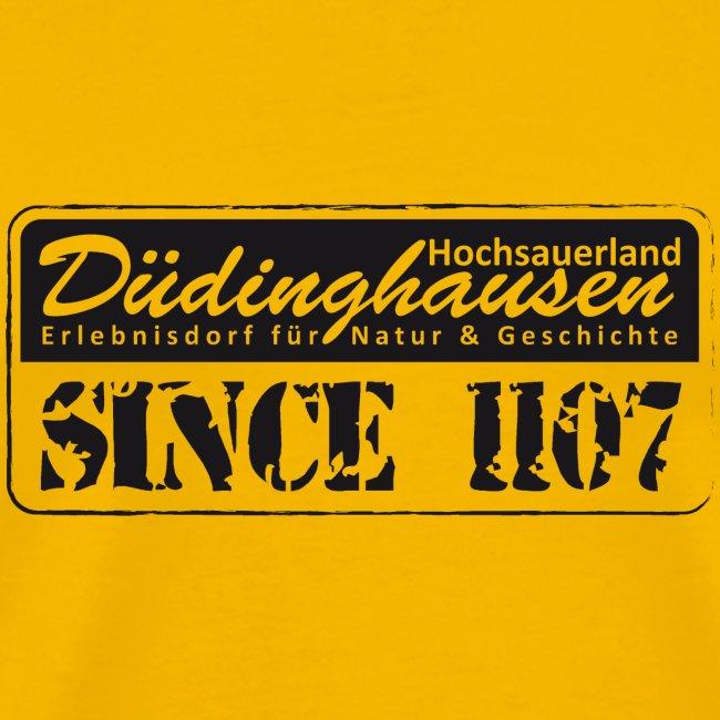 Düdinghausen since 1107