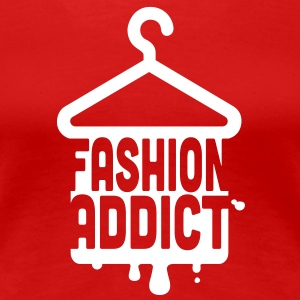 Fashion Addict T-Shirts - Women's Premium T-Shirt