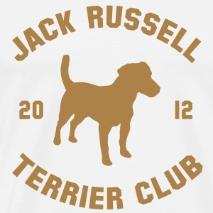 JACK RUSSELL TERRIER CLUB   T-Shirts - Men's Premium T-Shirt