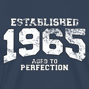established 1965 - aged to perfection (it) T-shirt - Maglietta Premium da uomo