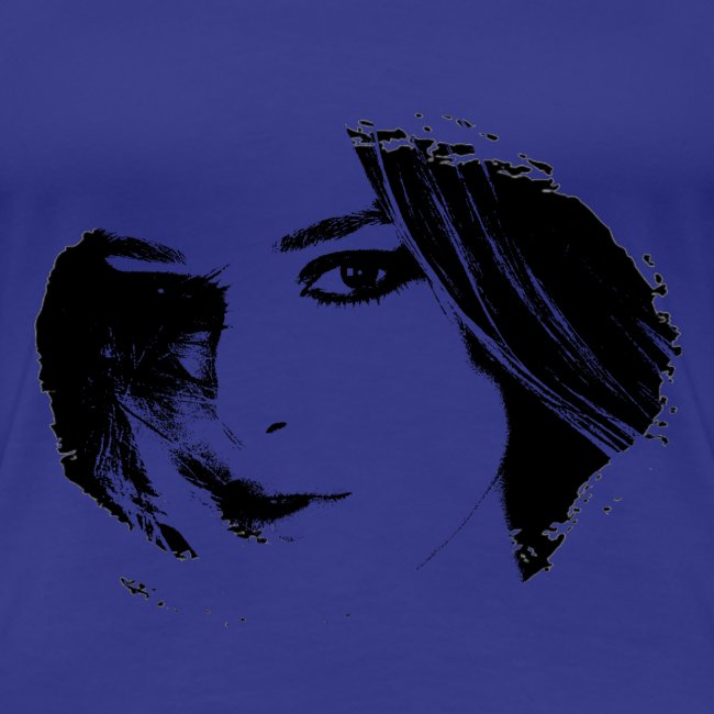 Portrait 2 Tee shirts
