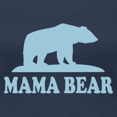 MAMA BEAR T-Shirt HN