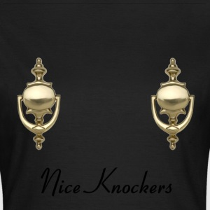 Nice Knockers T-Shirts - Women's T-Shirt