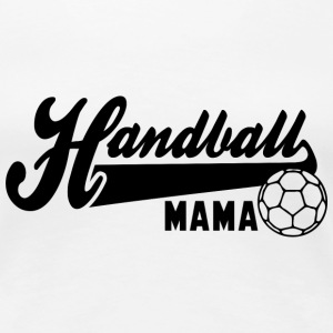 Handball MAMA BLACK Frauen T-Shirt - Frauen Premium T-Shirt