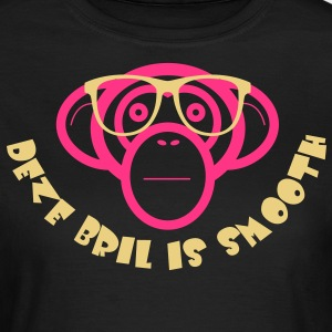 Deze bril is smooth (roze) T-shirts - Vrouwen T-shirt