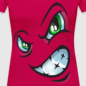 Angry t-shirt girly - Women's Premium T-Shirt