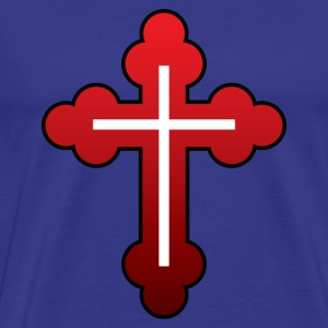 Cross T-shirt - Men's Premium T-Shirt