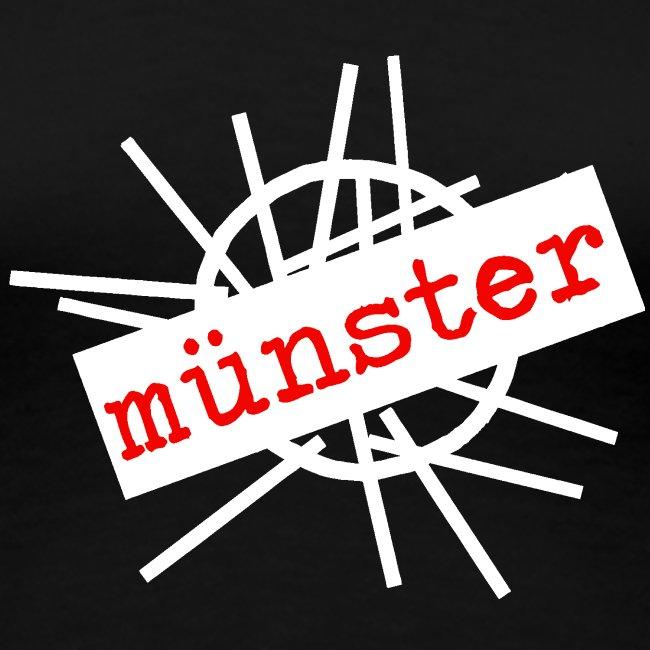 DM PARTY MÜNSTER Logo-Girlie (weiß)
