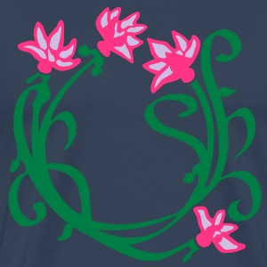 Lotus Flower T-Shirts - Men's Premium T-Shirt