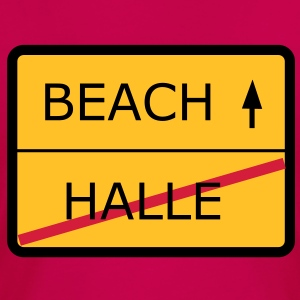 Halle Beach T-Shirts - Frauen Premium T-Shirt