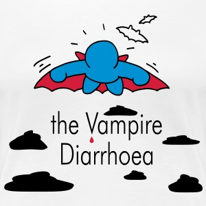the Vampire Diarrhoea T-Shirts - Frauen Premium T-Shirt