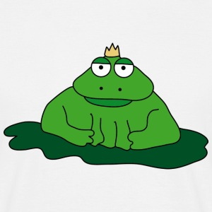 Frog King T-Shirts - Men's T-Shirt