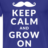 Ontwerp ~ Keep Calm and Grow On