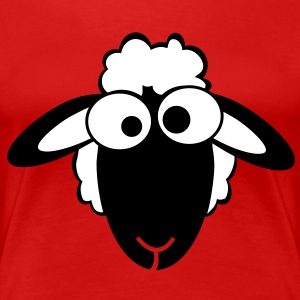 black sheep red - Women's Premium T-Shirt